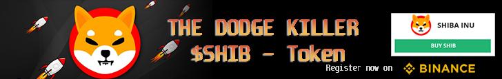 Binance $Shib token - Dodgecoin killer
